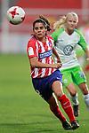 Atletico de Madrid's Kenti Robles during UEFA Womens Champions League 2017/2018, 1/16 Final, 1st match. October 4,2017. (ALTERPHOTOS/Acero)