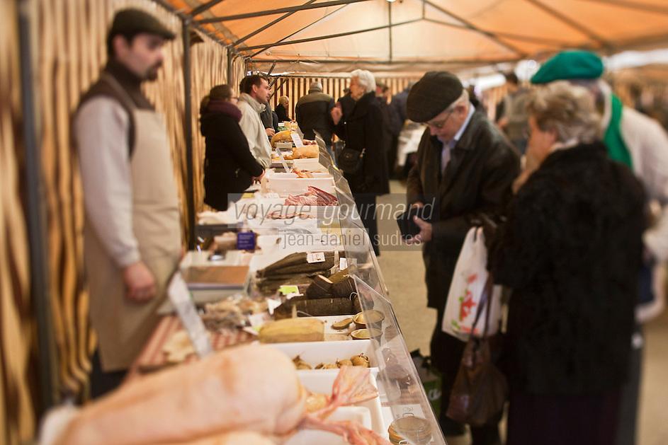 Europe/France/Aquitaine/24/Dordogne/Périgueux: Marché au gras