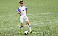 Portland, OR - Saturday August 12, 2017: Tyler Shaver during friendly match between the USMNT U17's and Chile u17's at Providence Park in Portland, OR.