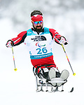 Collin Cameron, PyeongChang 2018 - Para Nordic Skiing // Ski paranordique.<br />