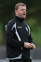 Tonbridge manager Tommy Warrilow - AFC Hornchurch vs Tonbridge Angels - Ryman League Premier Division Football at The Stadium - 13/11/10 - MANDATORY CREDIT: Gavin Ellis/TGSPHOTO - Self billing applies where appropriate - Tel: 0845 094 6026
