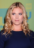 NEW YORK CITY, NY, USA - MAY 15: Eliza Taylor at The CW Network's 2014 Upfront held at The London Hotel on May 15, 2014 in New York City, New York, United States. (Photo by Celebrity Monitor)
