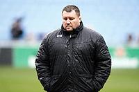 Photo: Richard Lane/Richard Lane Photography. Wasps v Newcastle Falcons. Aviva Premiership. 06/02/2016. Wasps' Director of Rugby, Dai Young.
