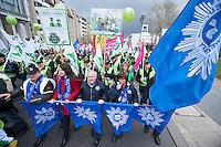 2014/03/24 Berlin | Beamten-Warnstreik