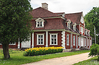 Herrenhaus Ungurmuiza bei Cesis, Lettland, Europa