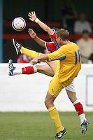 Dagenham & Redbridge vs Colchester United 26-07-08