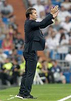 Real Madrid's coach Julen Lopetegui during La Liga match. August 19,2018.  *** Local Caption *** © pixathlon<br /> Contact: +49-40-22 63 02 60 , info@pixathlon.de