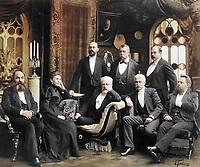 Русский композитор Петр Ильич Чайковский в Харькове, 1893 год / Russian composer Pyotr Ilyich Tchaikovsky in Kharkov, 1893