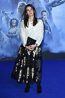 """Shirley Henderson<br /> arriving for the """"Star Wars: The Rise of Skywalker"""" premiere at the Cineworld Leicester Square, London.<br /> <br /> ©Ash Knotek  D3545 17/12/2019"""