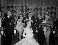Duchesses  durand  Le Festival de Quebec vers 1960<br /> <br /> <br /> PHOTO  : Agence Quebec Presse