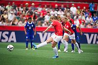 Norway vs Thailand, June 7, 2015