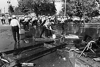 1968 FILE PHOTO - ARCHIVES -<br /> <br /> Montréal, Québec<br /> Police<br /> <br /> 1968<br /> <br /> PHOTO : Boris Spremo - Toronto Star Archives - AQP