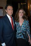 """MICHELE E MARIA FRANCESCA ALFANO<br /> VERNISSAGE """"ROMA 2006 10 ARTISTI DELLA GALLERIA FOTOGRAFIA ITALIANA"""" AUDITORIUM DELLA CONCILIAZIONE ROMA 2006"""