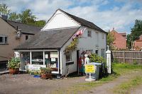 Audlem charity shop, Audlem, Cheshire.
