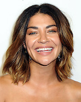 NEW YORK CITY, NY, USA - JUNE 10: Jessica Szohr at the 13th Annual Samsung Hope For Children Gala held at Cipriani Wall Street on June 10, 2014 in New York City, New York, United States. (Photo by Celebrity Monitor)