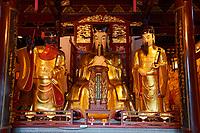 Shanghai - Old City God Temple