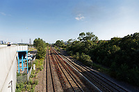 2019 07 03 Port Talbot Parkway railway station in south Wales, UK