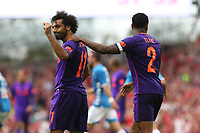 2018 Pre Season Friendly Liverpool v Napoli