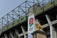 General view of Twickenham Stadium during the RBS 6 Nations match between England and Scotland on Saturday 11th March 2017 (Photo by Rob Munro/Stewart Communications)