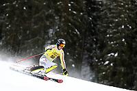 21st December 2020; Alta Badia Ski Resort, Dolomites, Italy; International Ski Federation World Cup Slalom Skiing; Fabian Himmelsbach (GER)