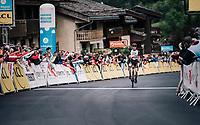 stage victory for Dan Martin (IRE/UAE)<br /> <br /> Stage 5: Grenoble > Valmorel (130km)<br /> 70th Critérium du Dauphiné 2018 (2.UWT)