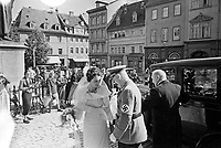 Wedding in Germany, 1935<br /> <br /> photographed by Wilhem Walther