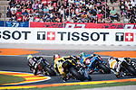 VALENCIA, SPAIN - NOVEMBER 11:  during Valencia MotoGP 2016 at Ricardo Tormo Circuit on November 11, 2016 in Valencia, Spain
