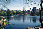 BOATS ON CENTRAL PARK LAKE