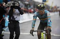 very last Worlds for the legendary Sven Nys (BEL/Crelan-AAdrinks)<br /> <br /> Men's Elite Race<br /> <br /> UCI 2016 cyclocross World Championships,<br /> Zolder, Belgium