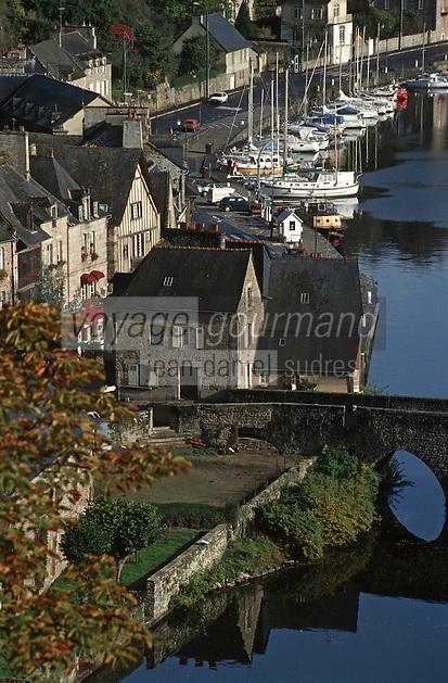 Europe/France/Bretagne/22/Côtes d'Armor/Dinan: Le port