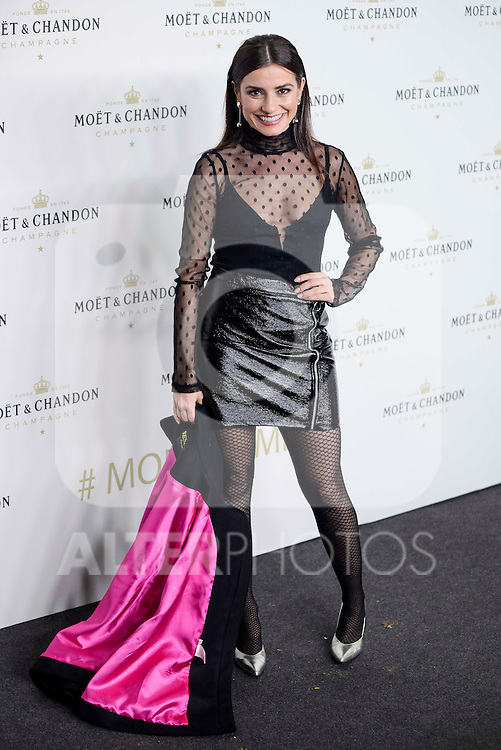 "Anita del Rey attends to the Moet & Chandom party ""New Year's Eve"" at Florida Retiro in Madrid, Spain. November 29, 2016. (ALTERPHOTOS/BorjaB.Hojas)"