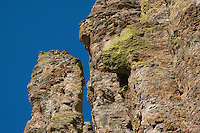 Cliffs in Sycamore Canyon, Coronado National Forest, Arizona