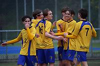 210630 1st XI Football - Wellington College v Rongotai College