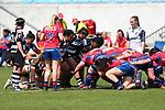 NELSON, NEW ZEALAND - OCTOBER 4: Farah Palmer Cup - Tasman Mako v Hawke's Bay Sunday 4 October  2020 , Motueka, Nelson, New Zealand. (Photo by/ Shuttersport Limited)