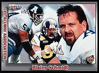 Blaine Schmidt-JOGO Alumni cards-photo: Scott Grant