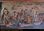Birth of Venus Vasari Gherardi Apartment of the Elements Palazzo Vecchio Florence