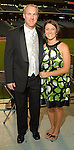 Jessica and Darren Erstad at the Astros Wives Gala at Minute Maid Park Thursday July 31,2008. (Dave Rossman/For the Chronicle)