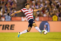 SAN DIEGO, Calif. - July 5, 2013: The US Men's National team defeated the National team of Guatemala 6-0 during an International friendly match prior to the 2013 Gold Cup.