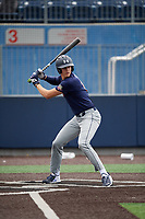 Coby Mayo (11) during the Under Armour All-America Game Practice, powered by Baseball Factory, on July 21, 2019 at Les Miller Field in Chicago, Illinois.  Coby Mayo attends Stoneman Douglas High School in Coral Springs, Florida and is committed to the University of Florida.  (Mike Janes/Four Seam Images)