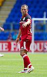St Johnstone v Bristol City....28.07.12  Pre-Season Friendly.Ex-saint Jody Morris .Picture by Graeme Hart..Copyright Perthshire Picture Agency.Tel: 01738 623350  Mobile: 07990 594431