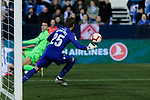 Levante UD's Aitor Fernandez during La Liga match between CD Leganes and Levante UD at Butarque Stadium in Leganes, Spain. March 04, 2019. (ALTERPHOTOS/A. Perez Meca)