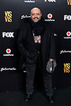 Jesus Castejon attends to Vis a Vis season 4 premiere at Callao City Lights cinema in Madrid, Spain. November 29, 2018. (ALTERPHOTOS/A. Perez Meca)