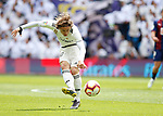 Real Madrid CF's Luka Modric during La Liga match. April 06, 2019. (ALTERPHOTOS/Manu R.B.)