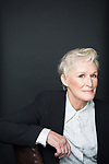 "***  Publicist Approval Required:  Catherine.Olim@rogersandcowanpmk.com ***<br /> <br /> <br /> NEW YORK, NY -- OCTOBER 9, 2018:  Actress Glenn Close, who's role in ""The Wife""' is leading to Oscar speculation, poses for a portrait at the Public Theater on October 9, 2018 in New York City.  Close has been nominated six times, but has yet to win.  (PHOTOGRAPH BY MICHAEL NAGLE / FOR THE TIMES)"