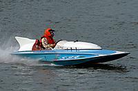 "Bob Moore, S-94 ""Hi-Q"" (1957 Lloyd 136 class hydroplane)"