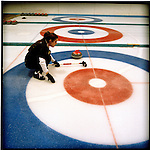 The US Women's Curling Championships in Hibbing, Minnesota brought curlers together from all over the United States.