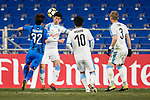 Ulsan Hyundai FC (KOR) vs Kawasaki Frontale (JPN) during the AFC Champions League 2018 Group F match at Ulsan Munsu Football Stadium on 20 February 2018, in Ulsan, South Korea. Photo by Yu Chun Christopher Wong / Power Sport Images