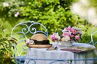 Italian Rose Garden