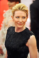 Cate Blanchett at the 'Schiaparelli And Prada: Impossible Conversations' Costume Institute Gala at the Metropolitan Museum of Art on May 7, 2012 in New York City. ©mpi03/MediaPunch Inc.