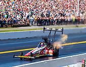 NHRA Mello Yello Drag Racing Series<br /> Dodge NHRA Nationals<br /> Maple Grove Raceway<br /> Reading, PA USA<br /> Sunday 24 September 2017 Doug Kalitta, Mac Tools, top fuel dragster<br /> <br /> World Copyright: Mark Rebilas<br /> Rebilas Photo